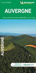 Auvergne (édition 2021) - Couverture - Format classique