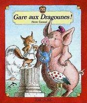 Gare aux dragounes ! - Intérieur - Format classique