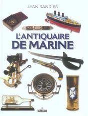 L'antiquaire de marine - Intérieur - Format classique