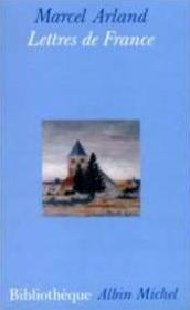 Lettres de france - Couverture - Format classique