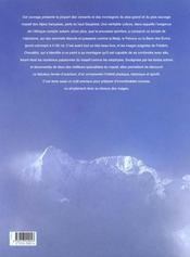 Hautes cimes des ecrins - 4ème de couverture - Format classique