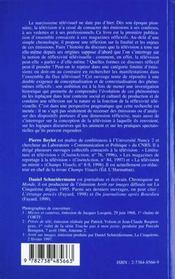 Quand La Television Parle D'Elle-Meme 1958-1999 - 4ème de couverture - Format classique