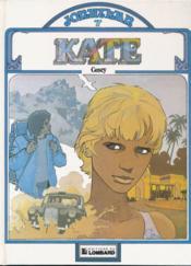 Kaye - Couverture - Format classique