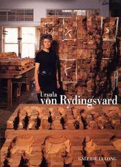 Ursula Von Rydingsvard/Reperes 120 - Intérieur - Format classique