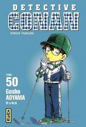 Detective Conan T50 - Intérieur - Format classique