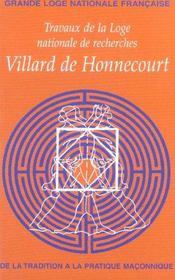 De la tradition a la pratique maconnique - Intérieur - Format classique