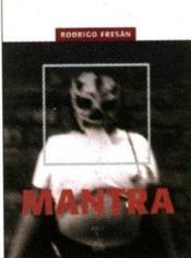 Mantra - Couverture - Format classique