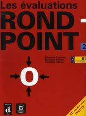Les évaluations de rond-point t.2 - Intérieur - Format classique