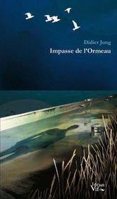 Impasse de l'Ormeau - Couverture - Format classique