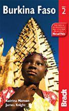 Burkina faso - Couverture - Format classique