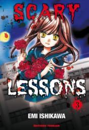 Scary lessons t.3 - Couverture - Format classique