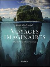 Voyages imaginaires ; de Jules Verne à James Cameron - Couverture - Format classique
