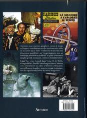 Voyages imaginaires ; de Jules Verne à James Cameron - 4ème de couverture - Format classique