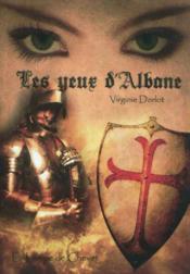 Les yeux d'albane - Couverture - Format classique