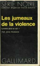 Collection : Serie Noire N° 1680 Les Jumeaux De La Violence - Couverture - Format classique
