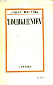 Tourgueniev. - Couverture - Format classique