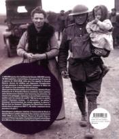 La grande guerre expliquée en images - 4ème de couverture - Format classique