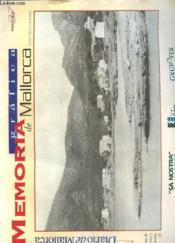 Memoria De Mallorca - Fasciculo 37 - Couverture - Format classique