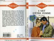 L'Art D'Etre Femme - Romantic Notions - Couverture - Format classique