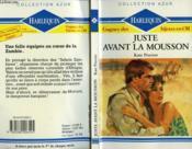 Juste Avant La Mousson - Raindance - Couverture - Format classique