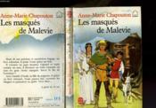 Les Masques De Malevie - Couverture - Format classique