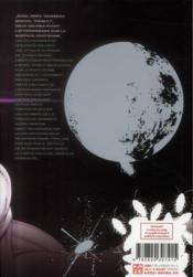 Terra formars T.3 - 4ème de couverture - Format classique
