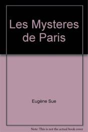 Les mystères de Paris - Couverture - Format classique