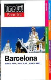 Barcelona (édition 2015) - Couverture - Format classique