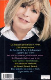 Muchachas t.1 - 4ème de couverture - Format classique