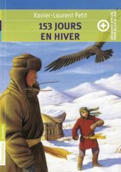 153 jours en hiver + un cahier special pour aller plus loin - Couverture - Format classique