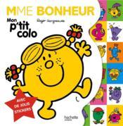 Madame Bonheur ; mon p'tit colo - Couverture - Format classique