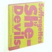 Suffragettes To She Devils - Couverture - Format classique