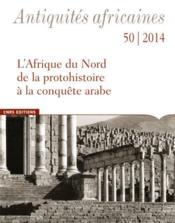 Etudes D'Antiquites Africaines N.50 - Couverture - Format classique