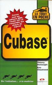 Le Tout En Poche Cubase - Intérieur - Format classique