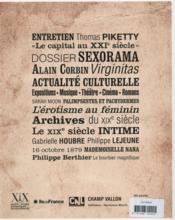 Sexorama - 4ème de couverture - Format classique