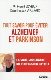 Tout savoir pour éviter Alzheimer et Parkinson - Couverture - Format classique