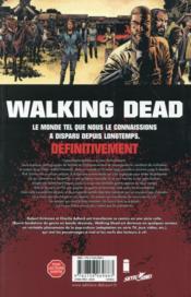Walking dead T.23 ; murmures - 4ème de couverture - Format classique