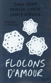 Flocons d'amour - Couverture - Format classique