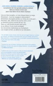 Flocons d'amour - 4ème de couverture - Format classique