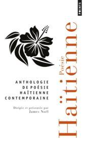 Anthologie de poésie haïtienne - Couverture - Format classique