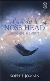 Les étoiles de Noss Head T.3 ; accomplissement - Couverture - Format classique