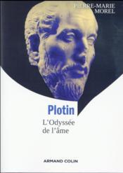 Plotin ; l'odyssée de l'âme - Couverture - Format classique