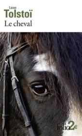 Le cheval ; Albert - Couverture - Format classique