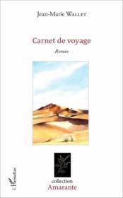 Carnet de voyage - Couverture - Format classique