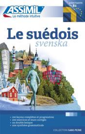Le suédois ; débutants et faux-débutants B2 - Couverture - Format classique