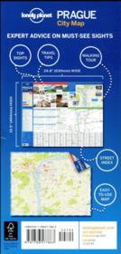 City Map ; Prague (édition 2017) - 4ème de couverture - Format classique