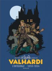 Valhardi ; INTEGRALE VOL.3 ; 1950-1954 - Couverture - Format classique