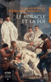 Le miracle et la foi - Couverture - Format classique