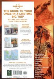 Southeast Asia (19e édition) - 4ème de couverture - Format classique