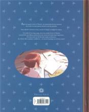 Les carnets de Cerise HORS-SERIE ; les carnets de Cerise et Valentin - 4ème de couverture - Format classique
